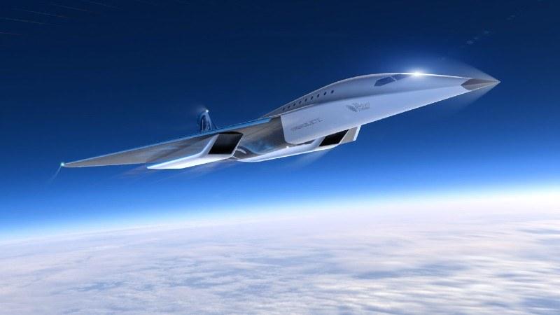 Virgin Galactic stworzy nowy rodzaj podróży /materiały prasowe