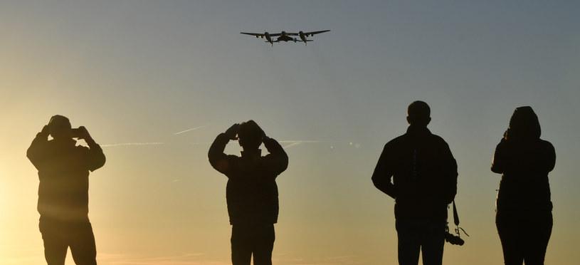 Virgin Galactic testuje swój nowy statek /AFP