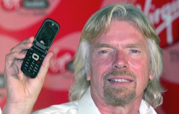 Virgin Mobile Polska - czy ten wirtualny operator odniesie sukces w naszym kraju? /AFP