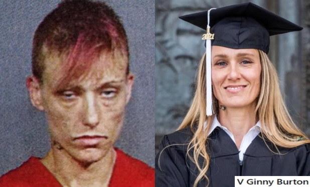 "Virginia Burton po latach uzależnienia jest nareszcie ""czysta"" /Interia/ Facebook"