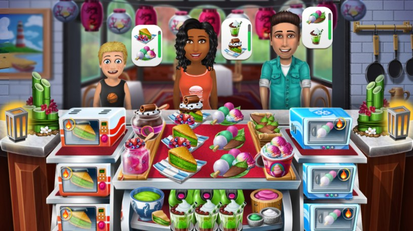 Virtual Families Cook Off /Click.pl