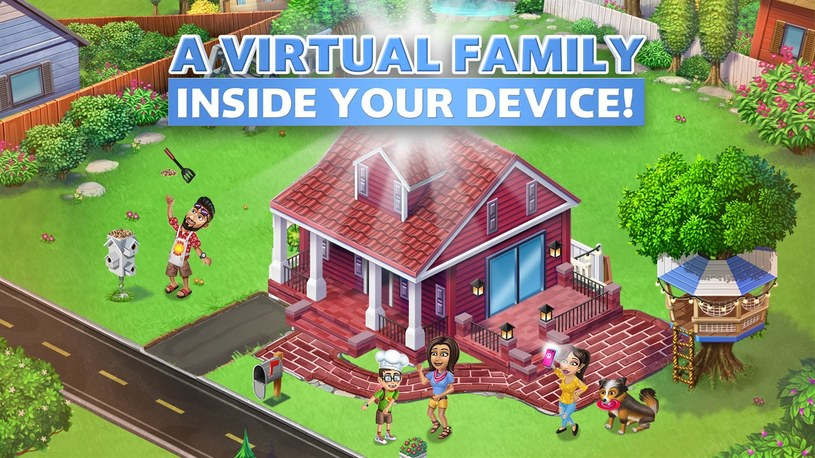 Virtual Family Cook Off /Click.pl