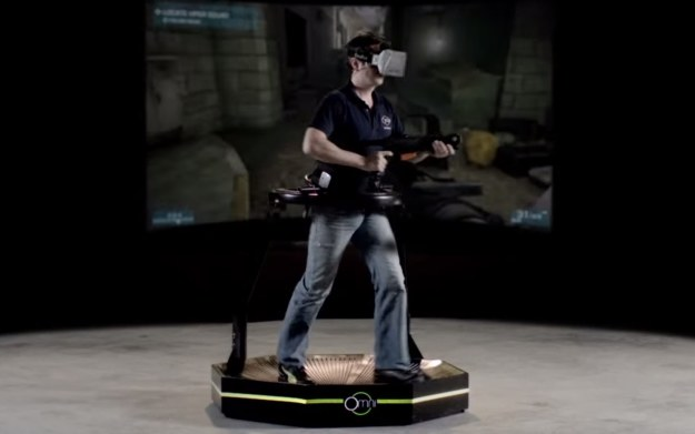 Virtuix Omni VR /materiały prasowe