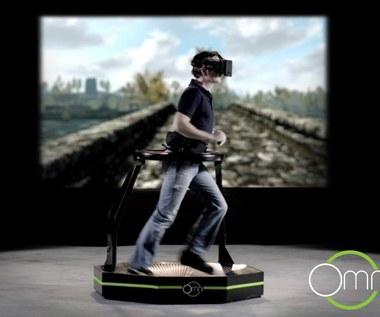Virtuix Omni - wirtualna bieżnia trafia do sprzedaży
