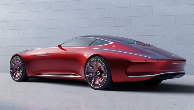 Vision Mercedes-Maybach 6 /Mercedes