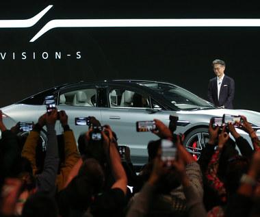 Vision-S, czyli samochód od... Sony
