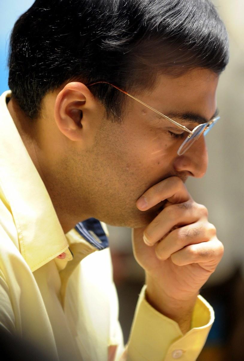 Viswanathan Anand /AFP