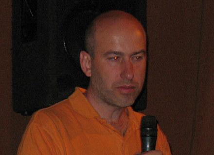 """Vit Janeček - reżyser """"Nawiedzenia"""" /INTERIA.PL"""
