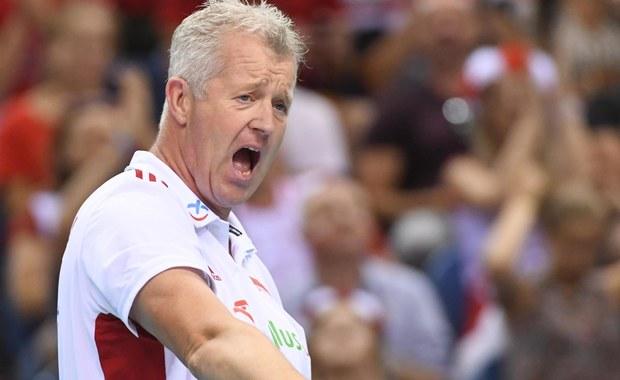 Vital Heynen odkrył karty. Skład kadry siatkarzy na mistrzostwa Europy