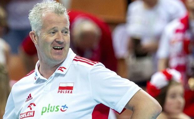 Vital Heynen podał skład na ostatni turniej Ligi Narodów