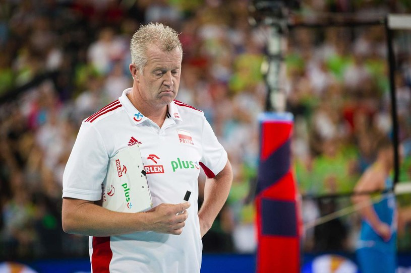 Vital Heynen, selekcjoner reprezentacji Polski /AFP