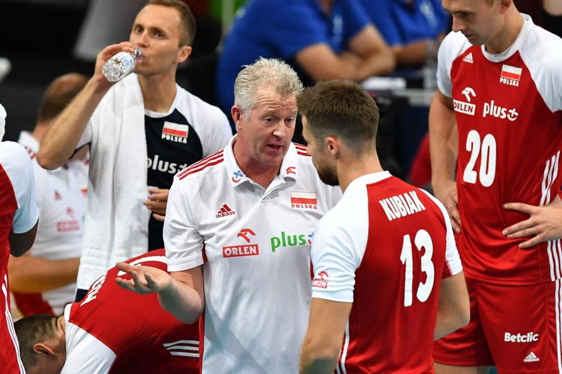 Vital Heynen z resztą kadry wyruszy do Japonii po zakończeniu ME /Maciej Kulczyński /PAP