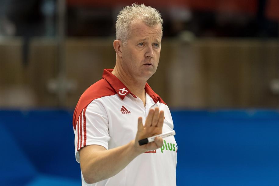 Vital Heynen / Maciej Kulczyński    /PAP