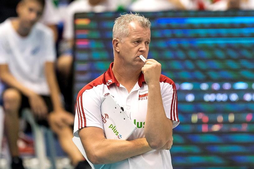 Vital Heynen /PAP/Maciej Kulczyński  /PAP