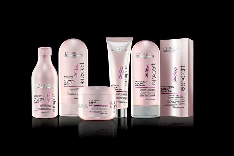 Vitamino Color A-OX, Série Expert L'Oréal Professionnel /materiały prasowe