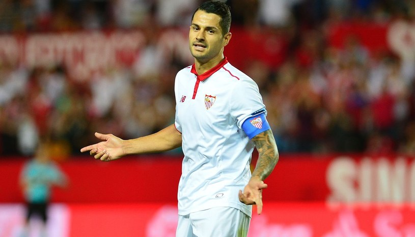 Vitolo mocno podpadł prezesowi FC Sevilla /AFP