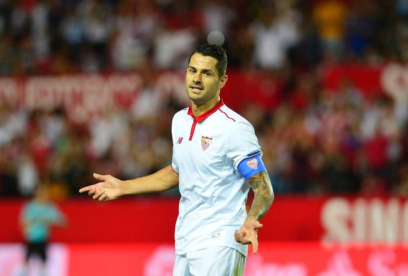 Vitolo w barwach Sevilli /AFP