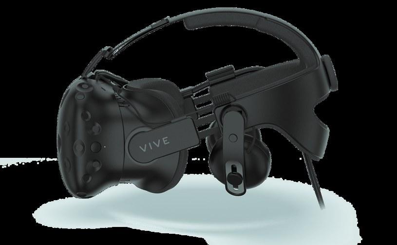 Vive Deluxe Audio Strap /materiały prasowe