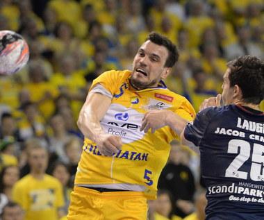 Vive Tauron Kielce - SG Flensburg-Handewitt 29-28 w ćwierćfinale LM