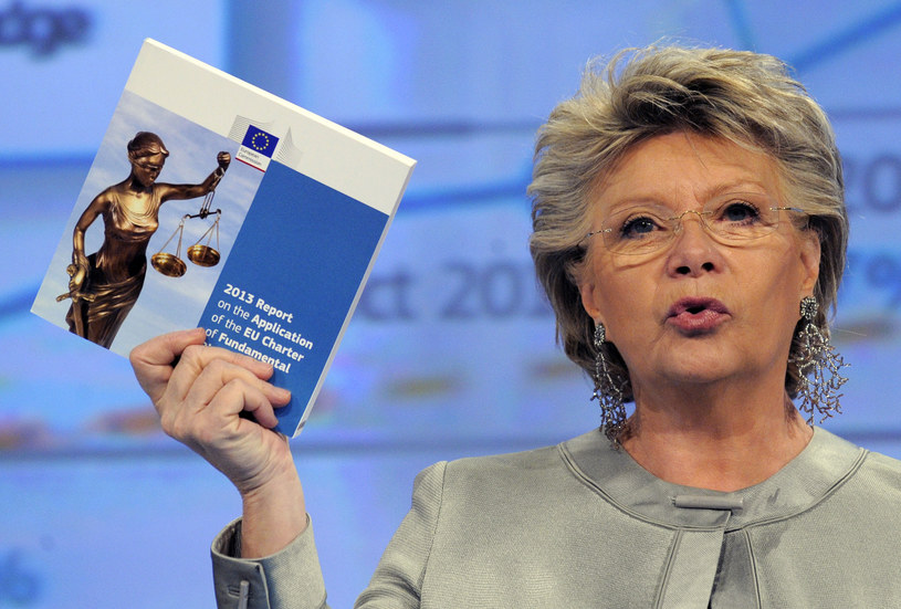 Viviane Reding /AFP