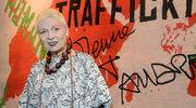 Vivienne Westwood: Nie masz pieniędzy na eko żywność? Jedz mniej!