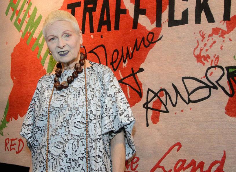 Vivienne Westwood /Willi Schneider/ Rex Features /East News