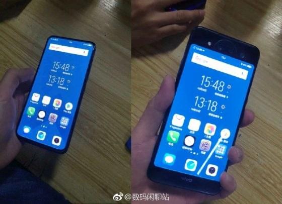 Vivo Nex 2 / fot. Weibo /materiał zewnętrzny