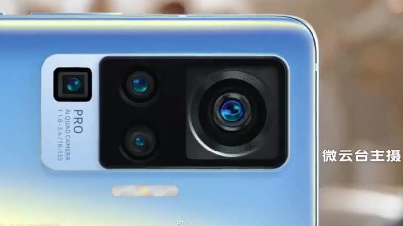 Vivo X50 z zupełnie nowym aparatem /materiały prasowe