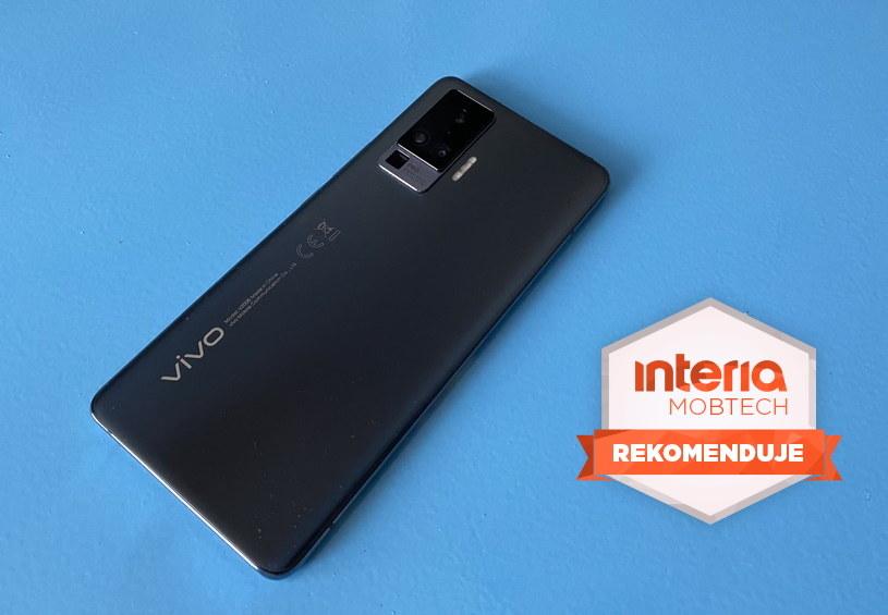 Vivo X51 5G otrzymuje REKOMENDACJĘ serwisu Interia Mobtech /INTERIA.PL