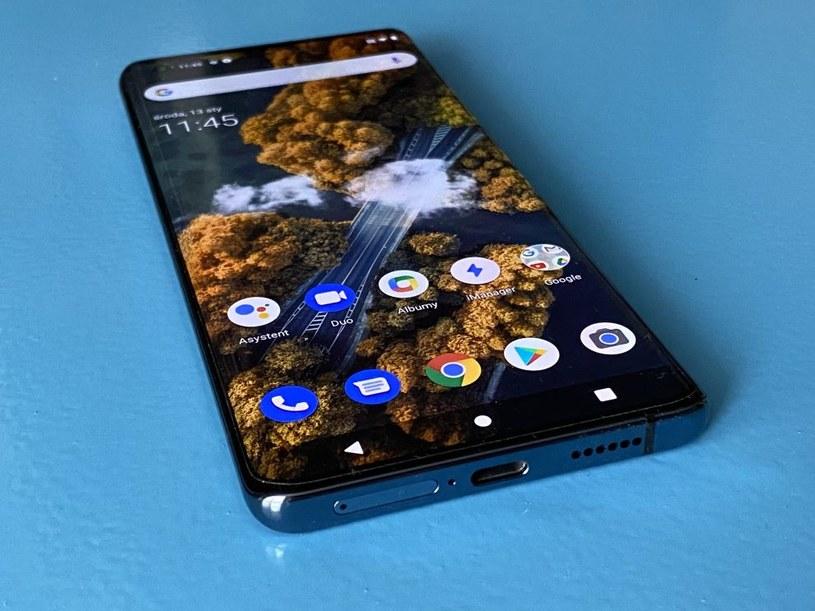 vivo X51 5G to smartfon z nakładką Funtouch OS /materiały promocyjne