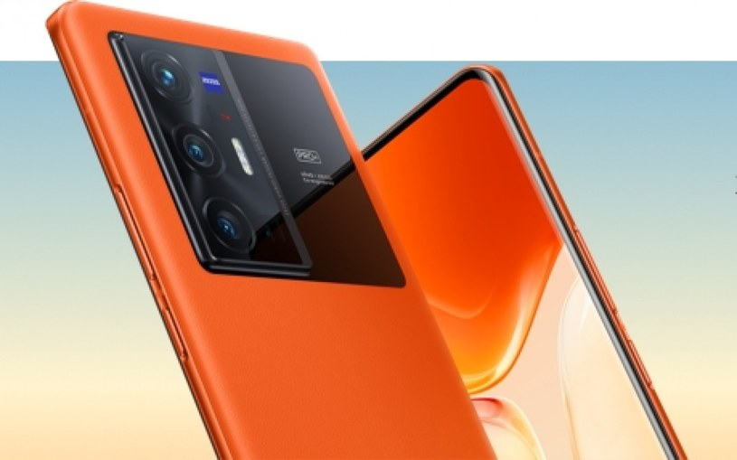 Vivo X70 Pro+ Fot. Vivo /materiał zewnętrzny