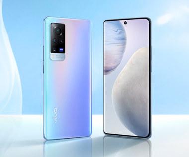 Vivo zapowiedziało nową serię smartfonów X60