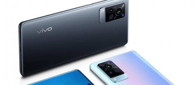 Vivo zaprezentowało dwa nowe smartfony /materiały prasowe