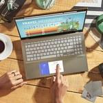VivoBook S14 i S15 ze specjalnym dodatkowym ekranem