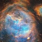 VLT obserwuje bąble nowych gwiazd