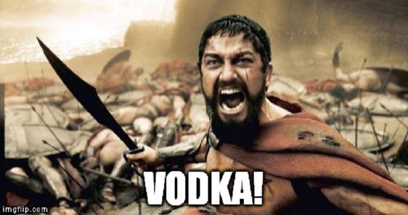 Vodka! /Imgflip.com /INTERIA.PL