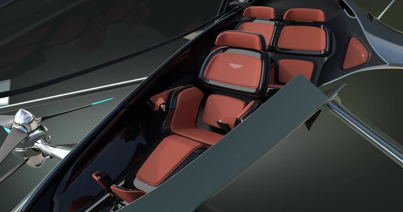 Volante Vision Concept ma być trzymiejscowy i częściowo autonomiczny /East News