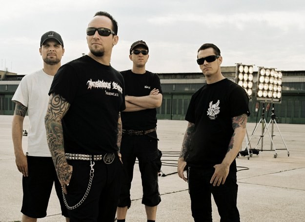 "Volbeat szykuje płytę ""Beyond Hell / Above Heaven"" /Universal Music Polska"