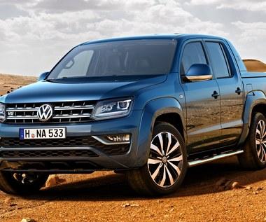 Volkswagen Amarok po modernizacji