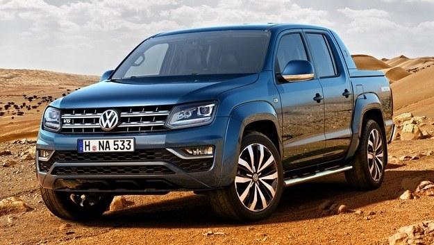 Volkswagen Amarok /Volkswagen
