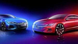 Volkswagen Arteon po liftingu także jako kombi