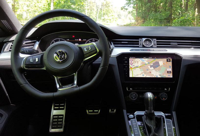 Volkswagen Arteon /INTERIA.PL