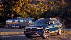 Volkswagen Atlas został zmodernizowany