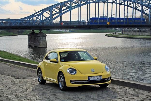 Volkswagen Beetle /INTERIA.PL