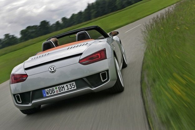 Volkswagen bluesport /INTERIA.PL