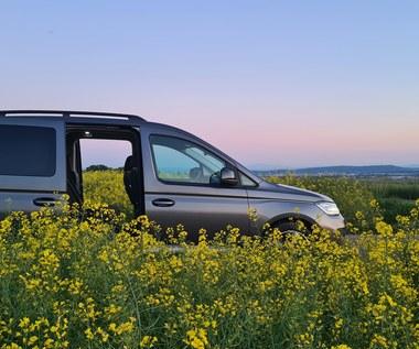 Volkswagen Caddy. Bezpieczny i wygodny jak auto osobowe