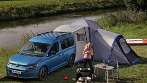 Volkswagen Caddy California, czyli kamper minimalistyczny