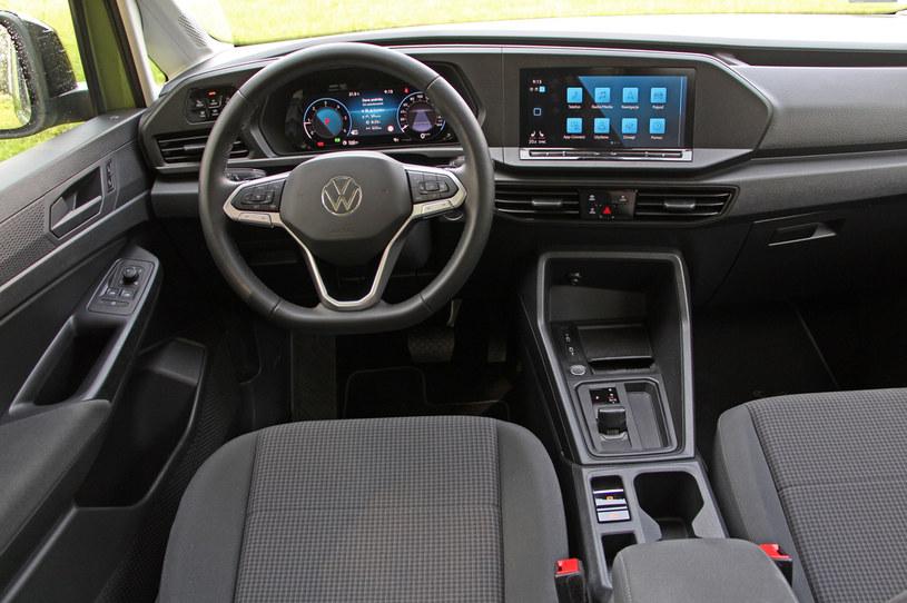 Volkswagen Caddy California /INTERIA.PL