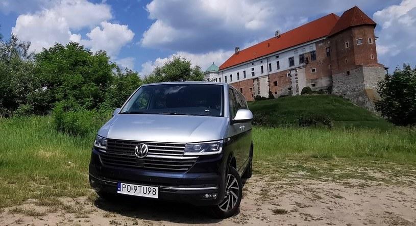 Volkswagen Caravelle 2.0 TDI Highline /INTERIA.PL