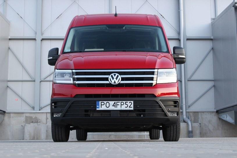 Volkswagen Crafter /